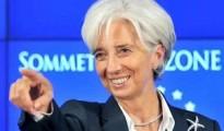 Christine Lagarde, International Monetary Fund chief