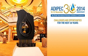 Top-Level Professionals from Middle East Energy Sector Spotlight ADIPEC 2014 as Global Meeting Point