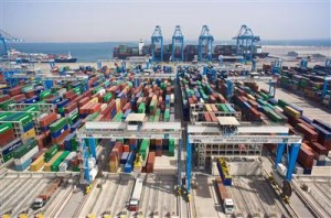 Khalifa Port's productivity level grows by 36 percent