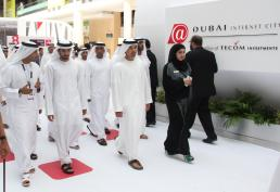 DIC showcases latest in Smart Technology Solutions at GITEX 2014