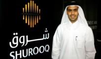 Marwan Bin Jassim Al Sarkal, ceo Shurooq