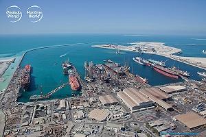 Drydocks World announces a major milestone of 8 rigs berthed in Drydocks World facilities