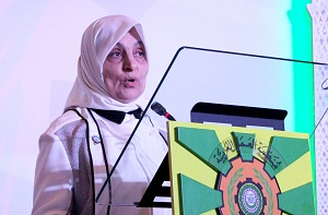 Hind Al-Sabeeh, Minister of Social Affairs and Labor and Minister of State for Planning and Development