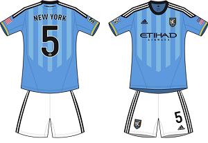 Etihad Airways celebrates new partnership with New York City Football Club