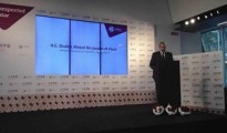 Sheikh Ahmed bin Jassim bin Mohammed Al-Thani, Minister of Economy Attends Expo Milano 2015