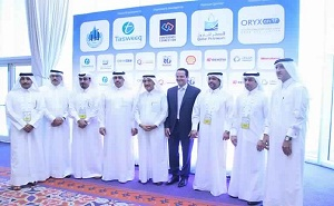 Qatargas Gold Sponsors of The 18th Annual Condensate and Naphtha Forum