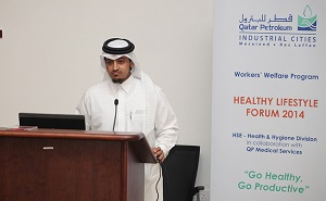 Qatar Petroleum Promotes Healthy Lifestyle at Workers Welfare and Well-being Forum