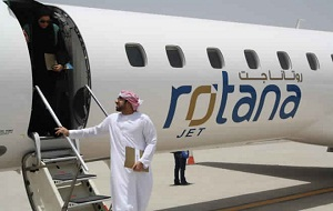 Rotana Jet launches flights from Abu Dhabi to Kuwait