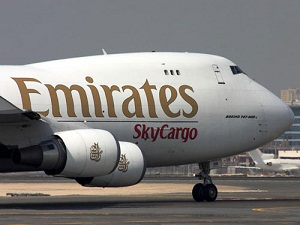 Emirates SkyCargo connects Budapest to a World of Trade