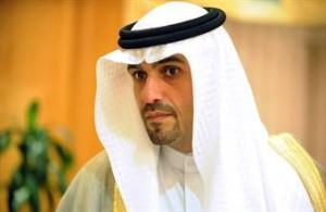 Anas Al Saleh, Finance Minister