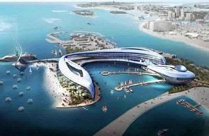 Mirage hotel, Abu Dhabi