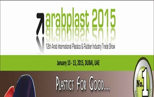 Borouge sponsors Arabplast 2015