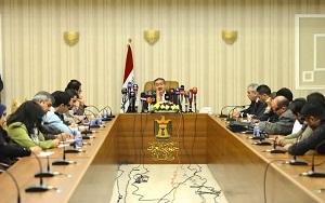 Hoshyar Zebari, Iraqi Finance Minister