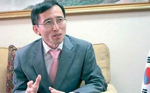 Chung Keejong, South Korea, Ambassador to Qatar