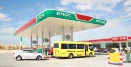 First fuel station within DIP opens
