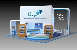 Borouge to showcase new opportunities for plastics industry at Arabplast