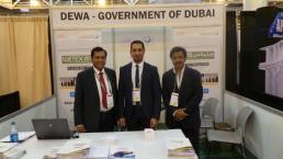 Dubai Electricity and Water Authority promotes WETEX 2015 in US
