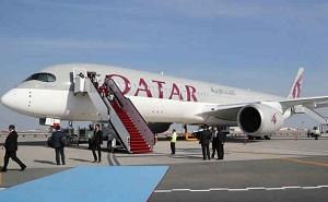 Qatar Airways, new A350 XWB Aircraft