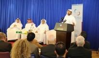 Rashid bin Ali Al Mansoori, CEO of Qatar Stock Exchange