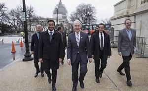 Qatari Delegation Begins Visit to the United States