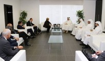 Minister of Economy Meets Italian Minister of Economic Development