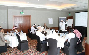 Kahramaa Holds 4th Session of Human Development Program
