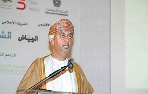 Ali Al-Sunaidy, Oman Minister of Commerce and Industry