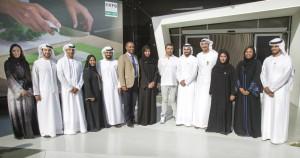 Etihad - Alitalia Expo Pavilion UAE Foreign Minister - PHOTO 1