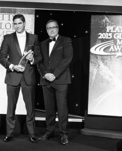 """Platts Global Metal Awards Savoy Hotel London"""