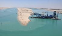 Suez Canal works