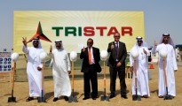 Tristar Chemical Faciity Ground-breaking