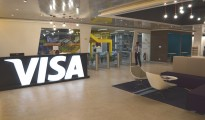 Visa's new office in Bangalore