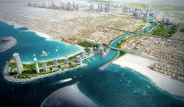 Dubai Water Canal 1