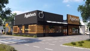 APPLEBEE'S INTERNATTIONAL CELEBRATION TIME  PROTOTYPE