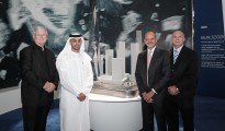 Ahmed Bin Sulayem, Executive Chairman, DMCC at the recent launch of Burj2020
