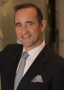 Niall McLoughlin, senior vice president, DAMAC Properties