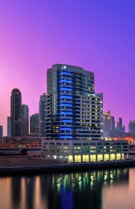 :  Canal Views in the Burj Area of Dubai