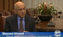 Masood Ahmed, Director of the IMF's Middle East and Central Asia Department
