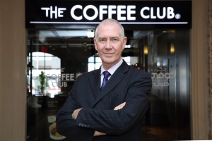 Paul Smith, CEO of Liwa Minor Food and Beverages