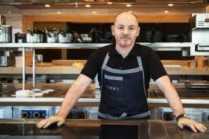 Chef Darren Velvick