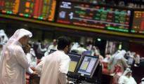 Kuwaiti traders follow the market's move