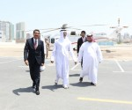 HE Sheikh Nahyan Bin Mubarak Al Nahyan Visits Thumbay Hospital