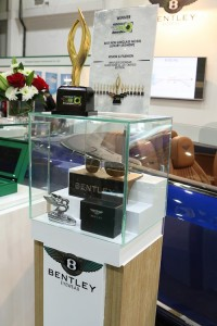 Bentley steals the show at Vision-X