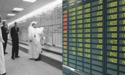 Share brokers in qatar