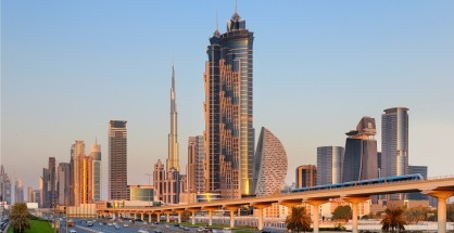 1. JW Marriott Marquis Dubai
