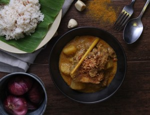 MangoTree-Yellow Curry Beef Brisket